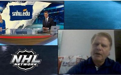 ISBHF President George Gortsos Speaks on NHL Network