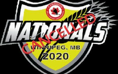 2020 National Championships Postponed Until 2021
